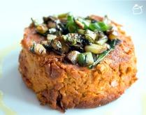 parmesan rapé carotte oignons