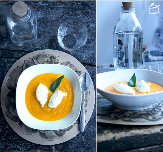 butternut squash soup pumpkin