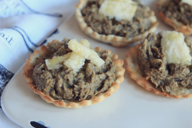 short crust tartlets