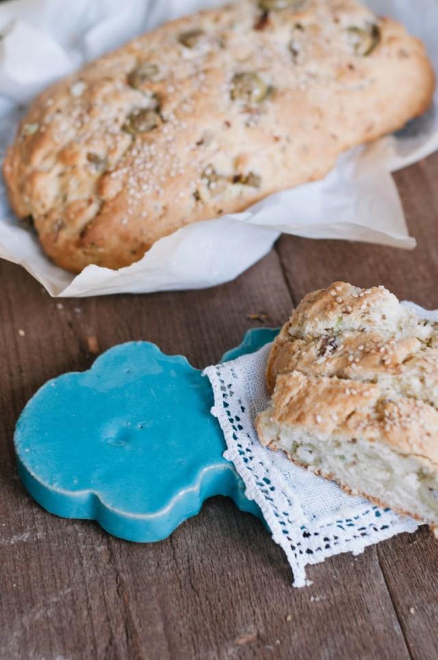Eliopita. Il pane di Cipro