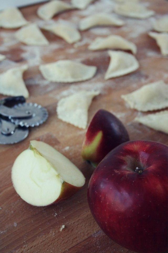 handmade ravioli