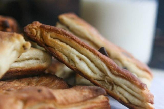 batons de pain au chocolat