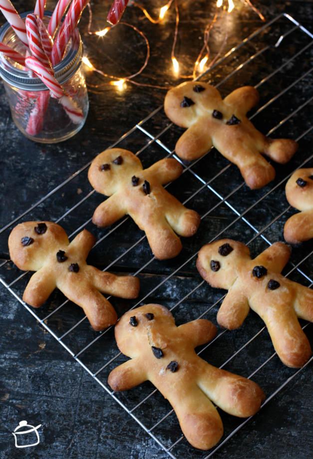 petits hommes de pain